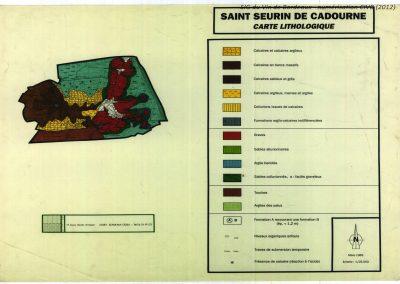 St Seurin de Cadourne